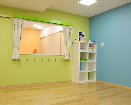 Clover room