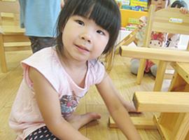 Kちゃん(3歳)  2013年入園