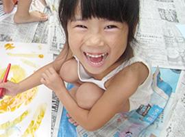 Nちゃん(3歳)  2014年入園