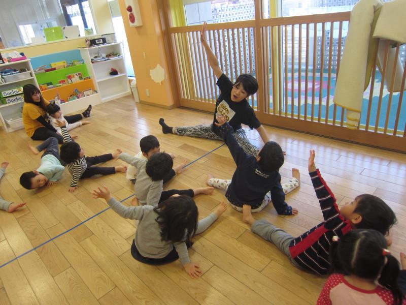 Dance lesson‼