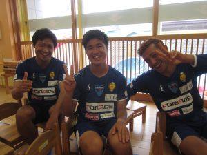 横浜FC サッカーイベント♪