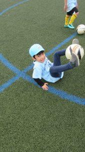 Soccer Lesson !!