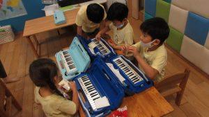 Pianica Lesson♪